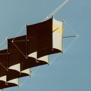 Vertikale Leichtwind Box